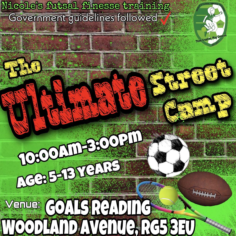 ultimate street camp